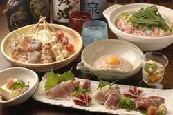 新鮮な鶏料理と沖縄料理★ 飲み放題込み4000円~承ります!