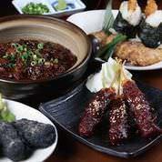 SAYURIでは名物名古屋めしの他職人こだわりのお料理をご提供!