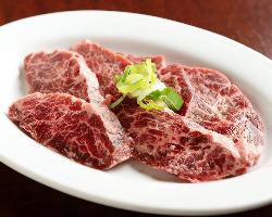 人気の牛ハラミがなんと平日は280円で食べられちゃいます!
