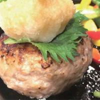 愛知県産『いさむポーク』など食材も上質なものを使用しています
