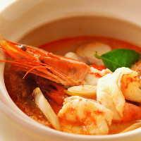世界3大スープの1つ『トムヤムクン』本場の味を再現!