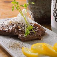 奥三河段戸牛や三州豚など厳選食材を使った鉄板料理を堪能!