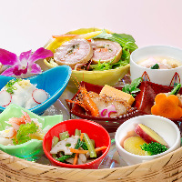 御膳や定食など、数多くの和食メニューを揃えています!
