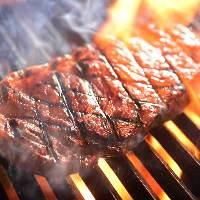 ◆炭焼きあしべ◆ 凝縮された旨味、香り、やわらかさをご堪能