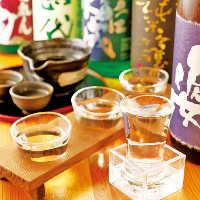 【豊富なドリンク】 各種ご宴会コースで豊富な種類が飲み放題!