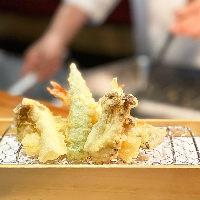 様々なメニューをご賞味頂けるコースを2500円~多彩にご用意。