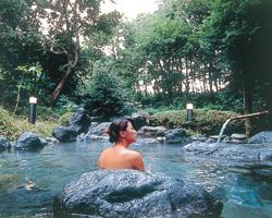 同じ敷地内にある立ち寄り温泉 高原の湯