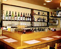 新潟を中心とした地酒を格安でご提供しております