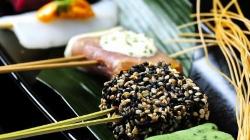 季節限定串や刈谷店でしか食べられない特別な串揚げは必食です!