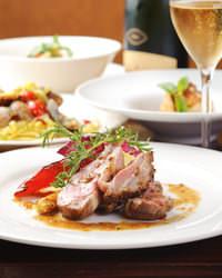 ◆旬の食材を使った 本格派イタリアンの厳選ディナー