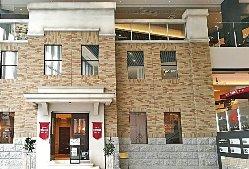 カフラス旧事務所棟を再現