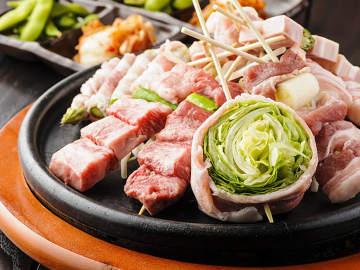 焼肉串のお店 串焼き 源's 〜ゲンズ〜 栄伏見店