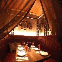 ゆったりソファ個室は大変人気なのでご予約をおススメ致します!