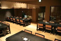 2階のお部屋です。40人まで可能です。同窓会・歓送迎会にどうぞ