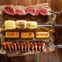 【名物寿司10種盛り】特上ロースや赤身等盛り沢山の看板メニュー