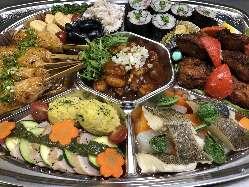 ◆宴会コースは、お客様のご要望にお答えします!