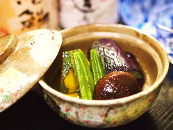 旬の食材を一番美味しい調理法で、ご堪能下さい。