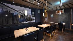 懐石専用フロアは優雅な個室が多数。海外のお客様にも好評です