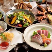 三重県の美味しい新鮮お刺身が味わえる!KEMUN女子会満喫コース