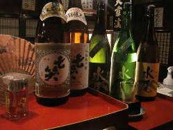 長野県、全74蔵の地酒取り揃えております!!
