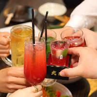 【団体様個室】打ち上げや各種団体飲み会も個室確約致します☆