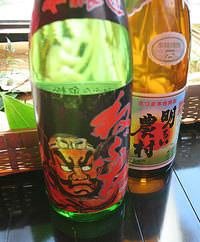 本格焼酎、その他 日本酒、梅酒もご用意しております