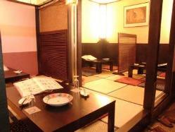 ◆落ち着いたお座敷・個室もあります◆