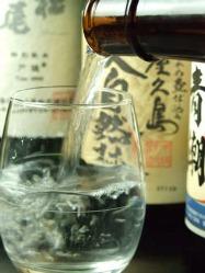 ◆日本酒20種類以上・芋焼酎25種類以上とり揃えてます◆
