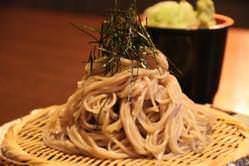 信州八ヶ岳産 更科蕎麦始めました。