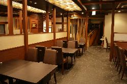 1階レストラン (テーブル席とお座敷)