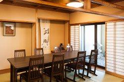 レストラン2階個室 ごゆっくりと記念日など