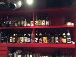 焼き鳥に合う焼酎、日本酒、カクテル、多数揃えてます!!