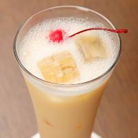 【ミルクセーキ】 染みわたる甘さが優しく懐かしい味わい