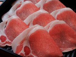 1名様から楽しめる♪「【豚肉】食べ放題コース」1,980円(税抜)