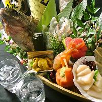 ◆和の創作料理◆お酒に合う創作料理が多数!お酒もすすむ♪