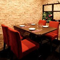 ◆デートや女子会に◆ 和情緒個室は女性にもデートにも大人気!