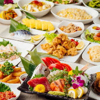 ◆2H食べ飲み放題⇒お得なコース多数♪コスパ抜群⇒2500円♪