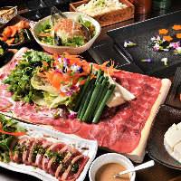 ◆コース◆ 宴会はもちろん接待などのビジネスシーンにも最適