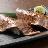 ◆飛騨牛◆ 「握り」や「ステーキ」など様々な調理法でご提供