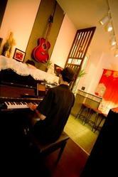 【JAZZと懐石】 ピアノ生演奏会も開催します♪