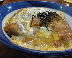 熱海の味 カツ丼