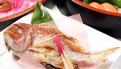 【ランチ】 青魚専門のヘルシーランチ