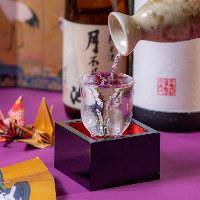 西尾の日本酒や碧南のウイスキーなど各種取り揃えております