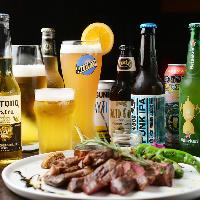 北海道産若牛や国産イチボなど、店主が厳選して塊肉を仕入れます