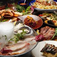 【ご宴会】 厳選した旬魚を存分に堪能できるコースをご用意。