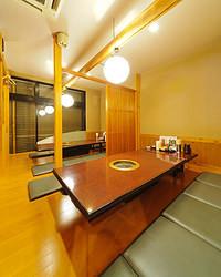 【最大24名】広々座敷で宴会可能