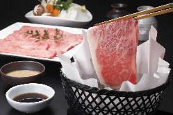 ◆「飛騨牛」柔らかく、とろけるような旨みはまさに牛肉の芸術品