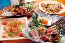 宴会コースは、3000円からの大満足コースです♪