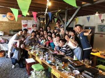 BBQビアガーデン アホヤネン 岡崎 中庭テラス店