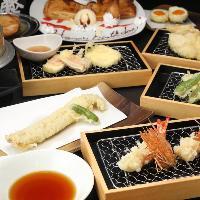 箱根や駿河湾の幸をふんだんに使う、静岡の美味を存分に堪能